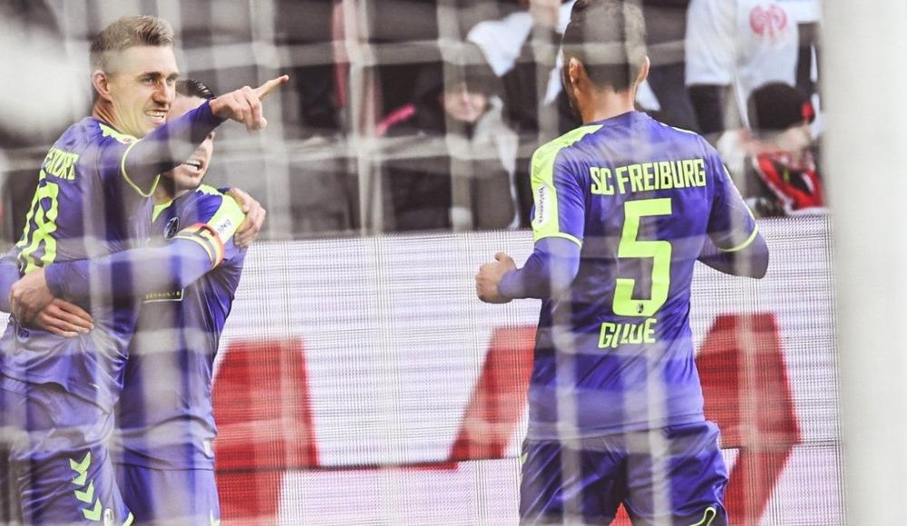 Freiburg deplasmanda kazandı! 1-2