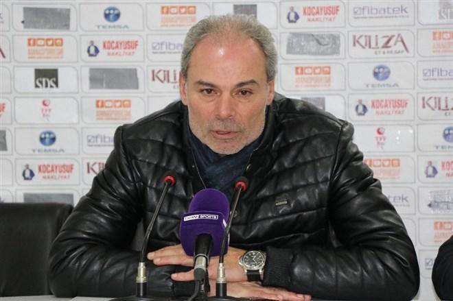 """Engin İpekoğlu: """"Takımın kazanma arzusu vardı"""""""