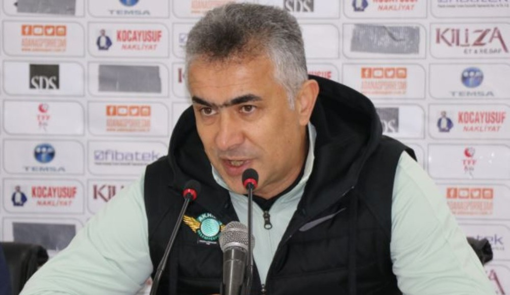"Mehmet Altıparmak: ""İrfan Can maça damga vurdu"""
