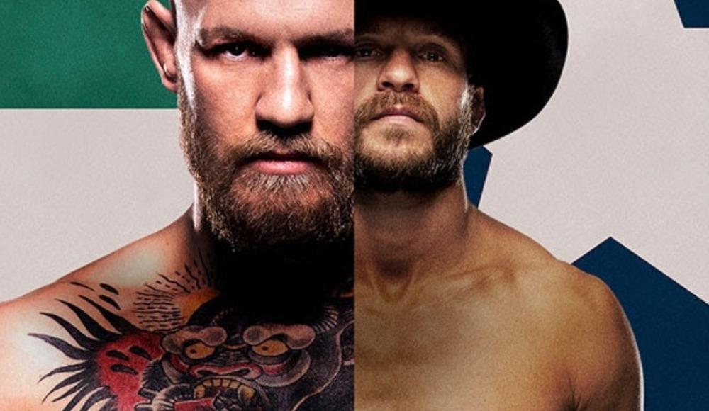 Conor McGregor - Donald Cowboy dövüşü izle!