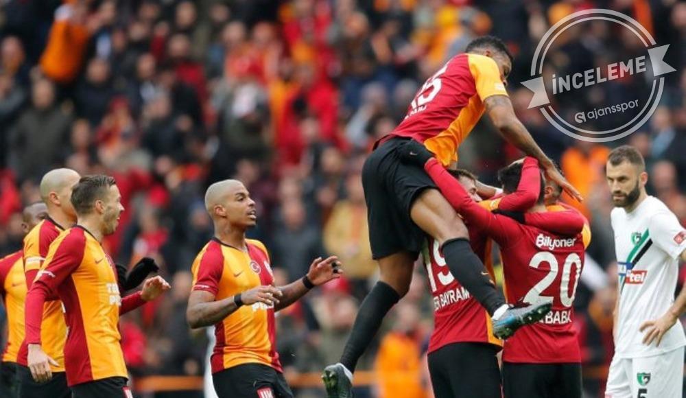 Galatasaray'ın yeni transferleri nasıl oynadı? İşte isim isim analiz...