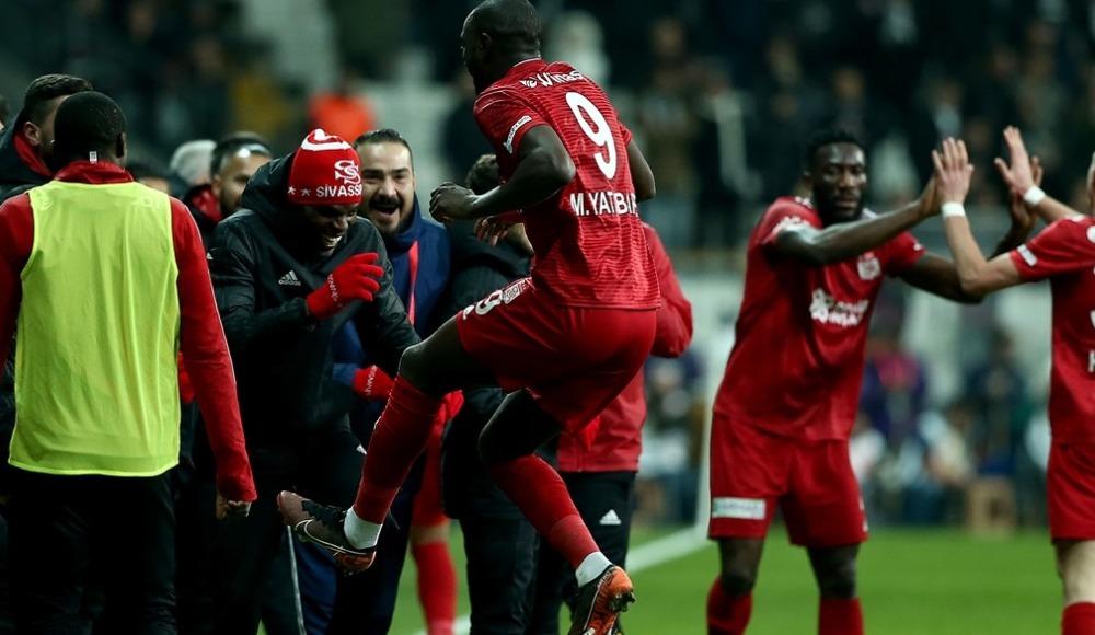Sivasspor'dan müthiş seri! 10 maçtır kaybetmiyor