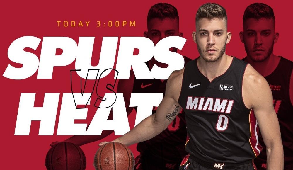 San Antonio Spurs - Miami Heat (Canlı Skor)