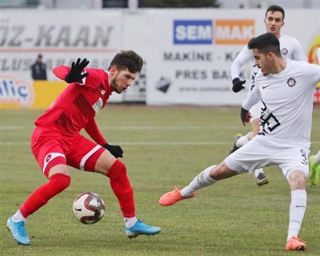 Osmanlıspor deplasmanda kazandı! 0-2