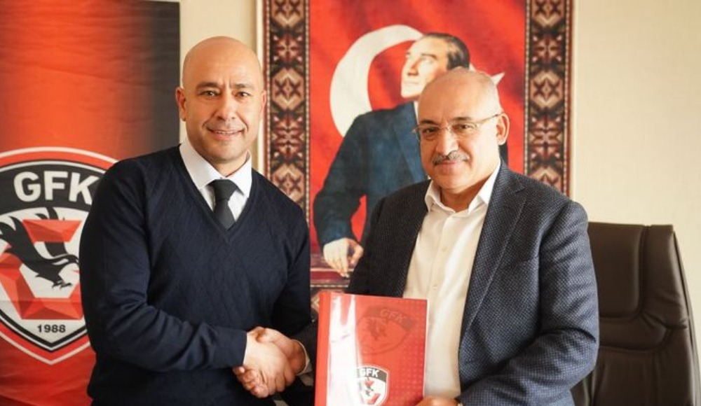 Fatih İbradı Gaziantep FK'nın sportif direktörü oldu