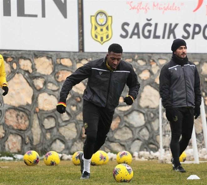 Yeni Malatyaspor'da kupa mesaisi başladı