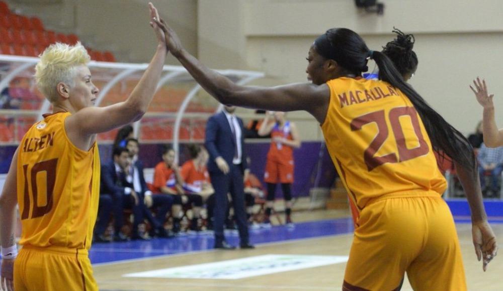 Galatasaray, BOTAŞ'ı 81-70 yendi