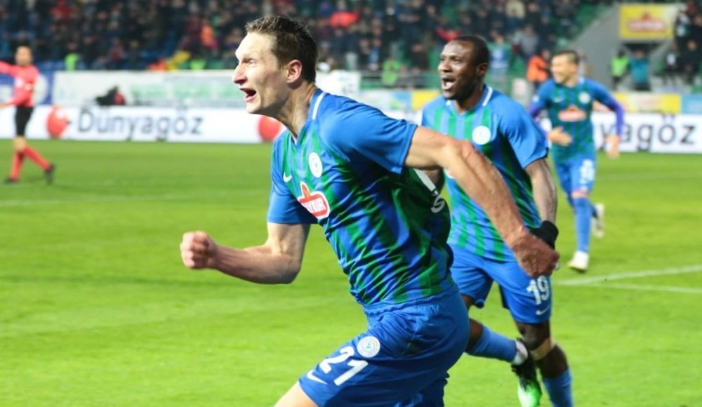 Çaykur Rizespor'da Milan Skoda gaza bastı! 2-0