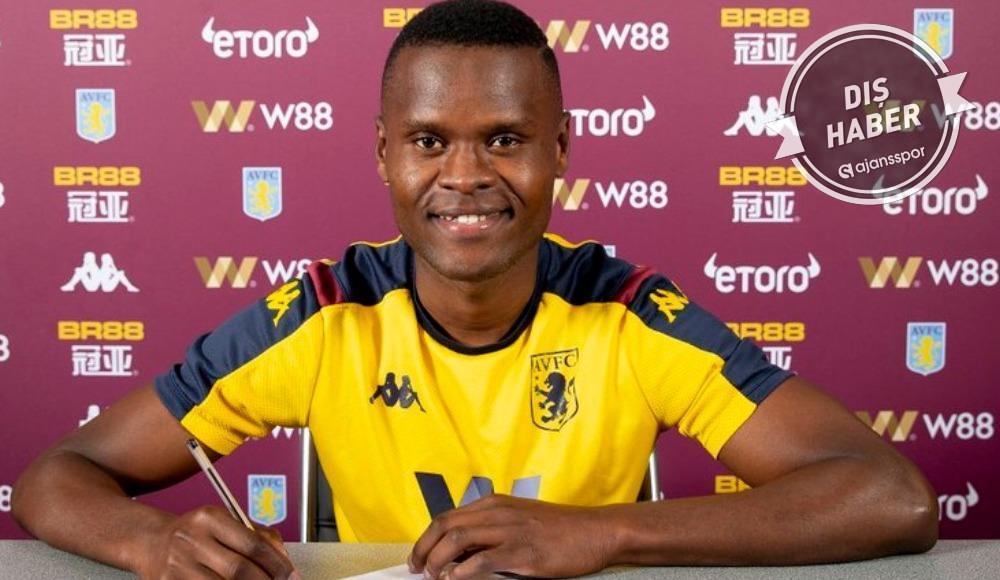 Mbwana Samatta, Aston Villa'da!