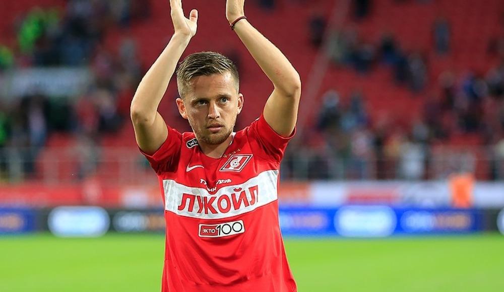 Spartak Moskova, Jano Ananidze ile yollarını ayırdı