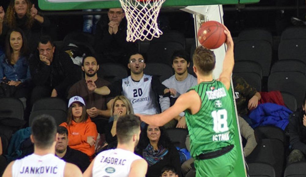Darüşşafaka, Partizan NIS takımını 65-63 yendi