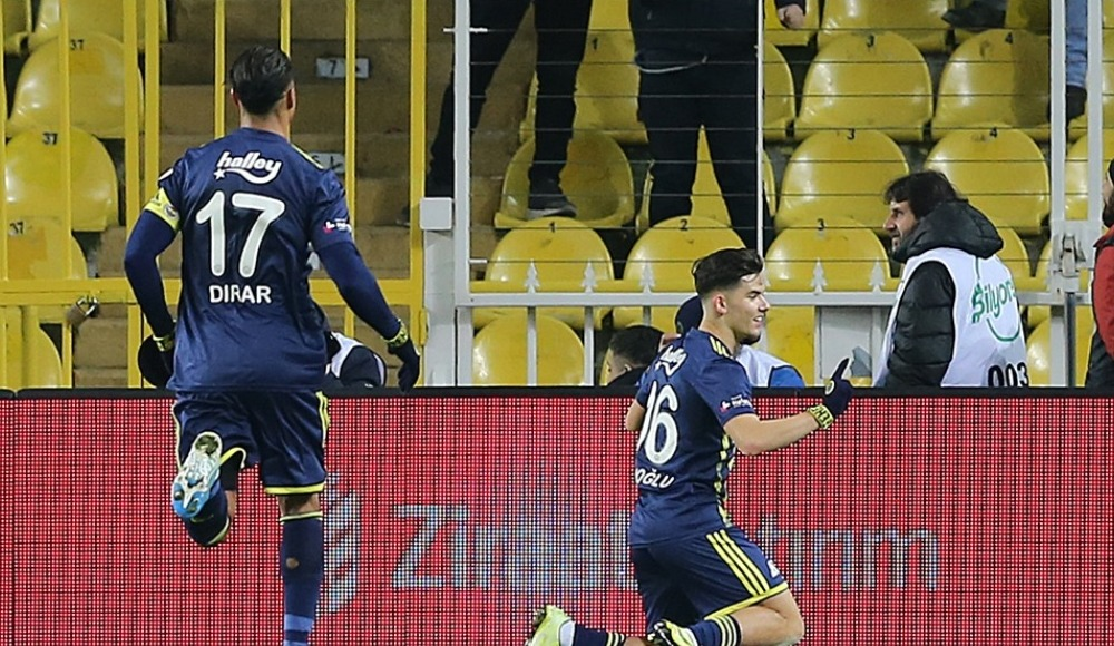 Ferdi Kadıoğlu'ndan 4. gol