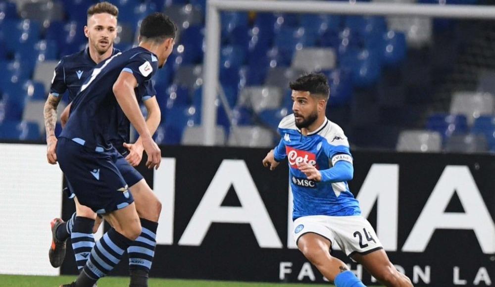 Napoli yarı finalde!