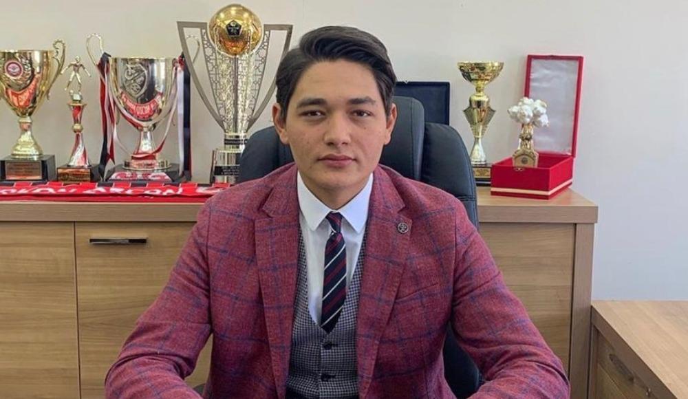 Kastamonuspor'a dünyanın en geç başkanı