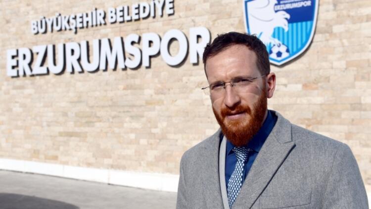 Erzurumspor Basın Sözcüsü Ahmet Dal konuştu!