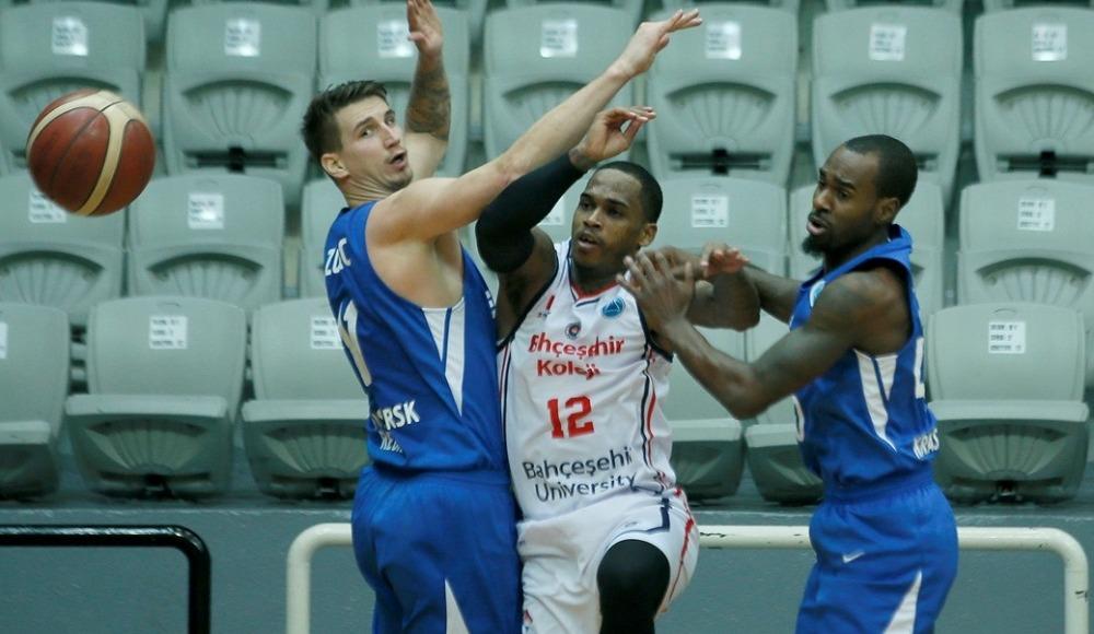 Bahçeşehir Koleji, sahasında Enisey'i 103-95 yendi