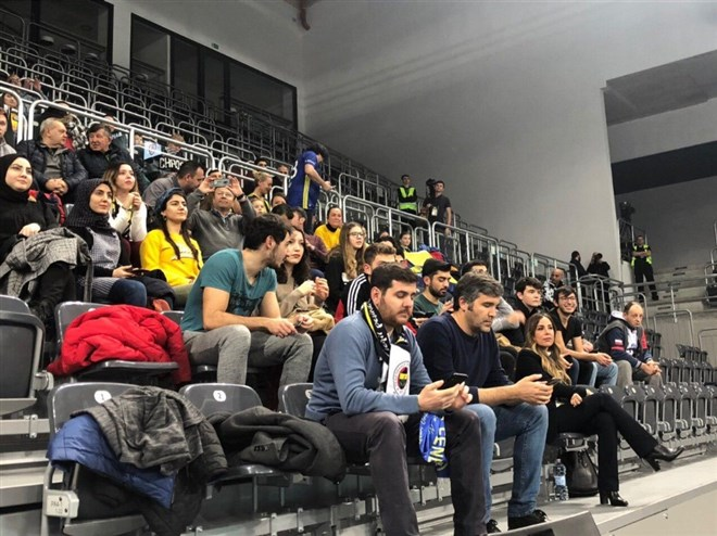Fenerbahçe, Budowlani Lodz'u 3-0 yendi