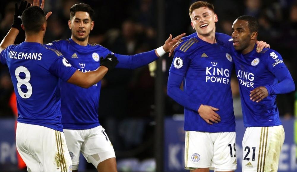 Leicester City, West Ham karşısında şov yaptı! 4-1