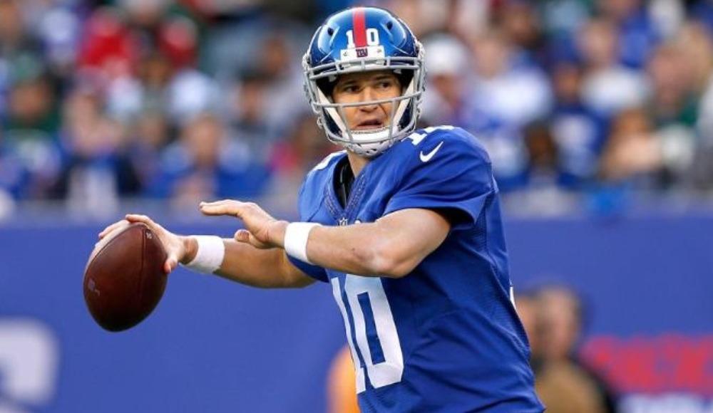 Giants'ın tecrübeli yıldızı Eli Manning noktayı koydu