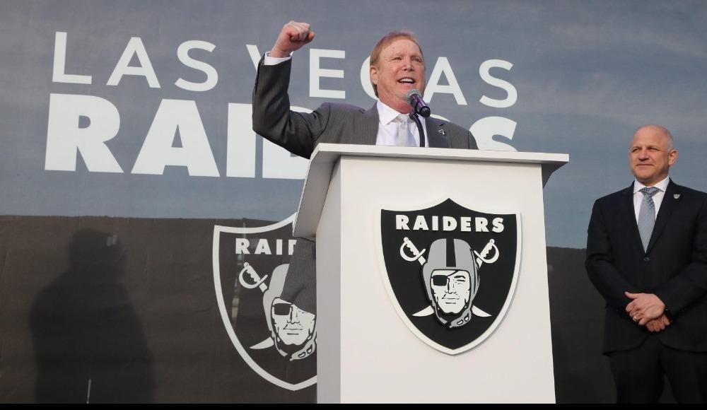 Duyurdular: Resmen Las Vegas Raiders