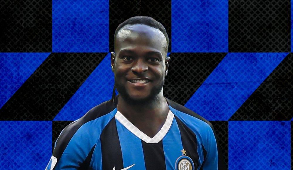 Victor Moses resmen Inter'de!