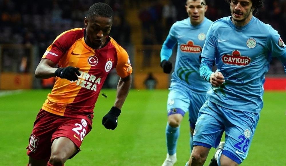Galatasaray'dan Sekidika açıklaması