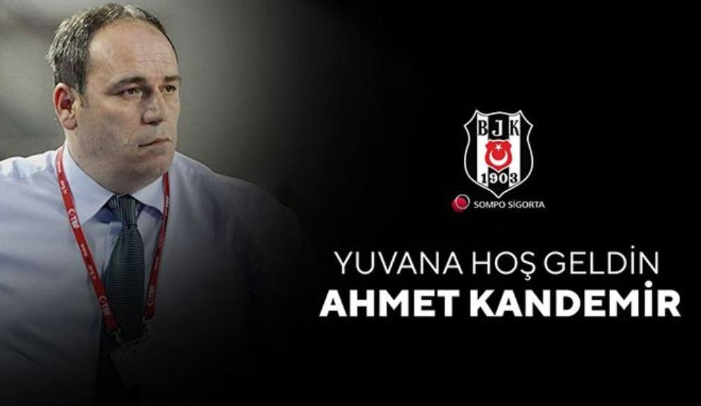 Ahmet Kandemir resmen Beşiktaş'ta!