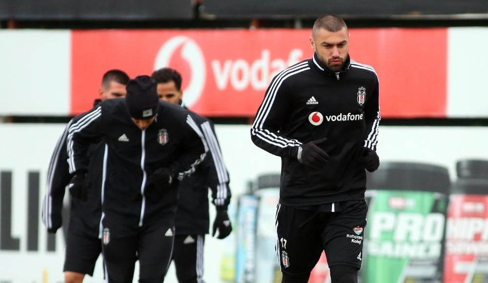Beşiktaş'ta flaş Burak Yılmaz kararı!
