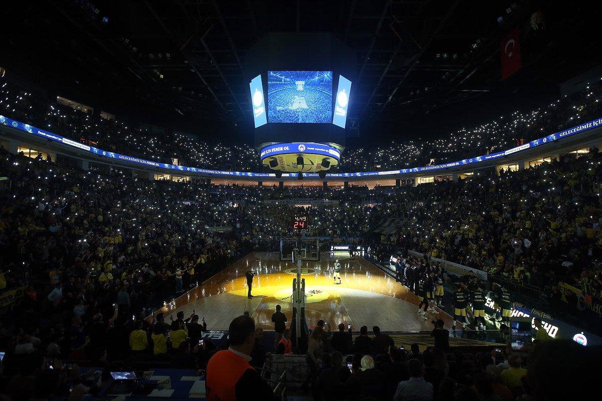 Fenerbahçe Beko - EA7 Milano (Canlı Skor)