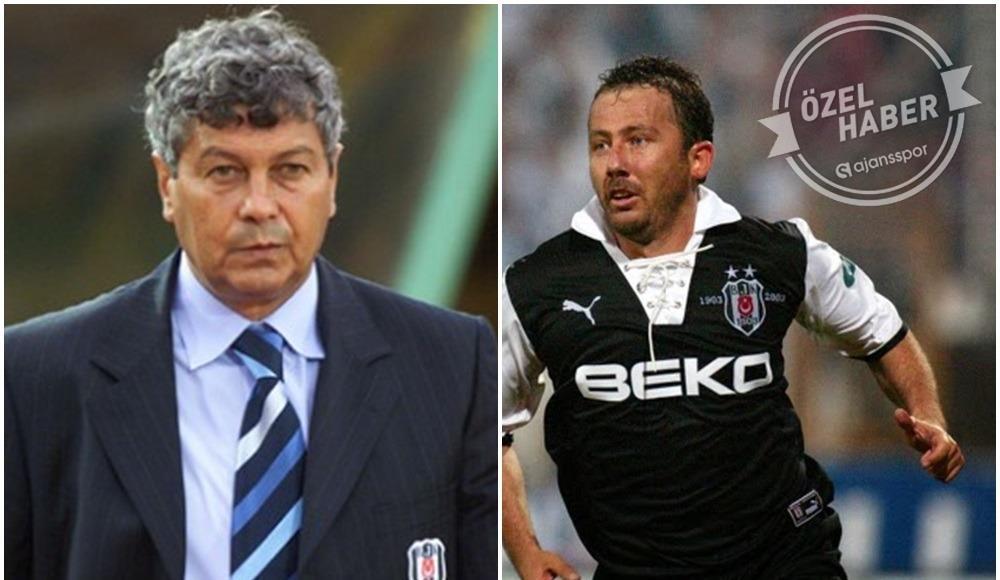 Beşiktaş'ın Lucescu-Sergen Yalçın planı