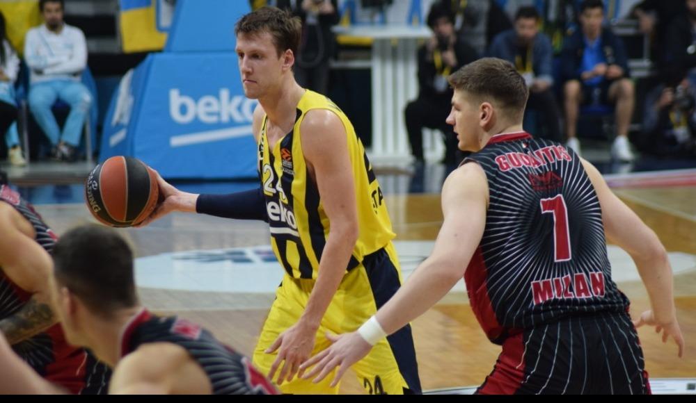 Fenerbahçe Beko'dan bir kritik galibiyet daha