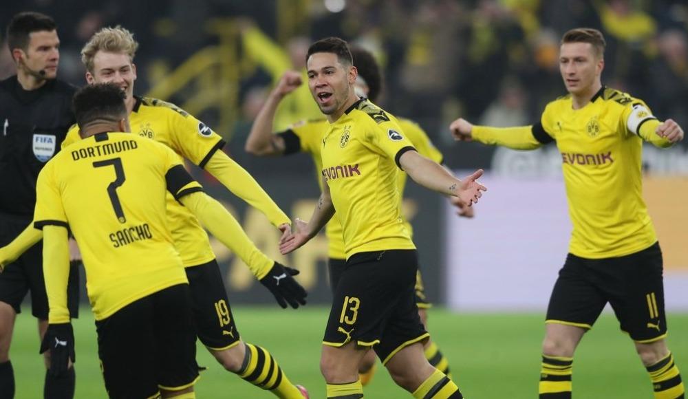 Dortmund'da Erling Haaland fırtınası sürüyor! 5-1