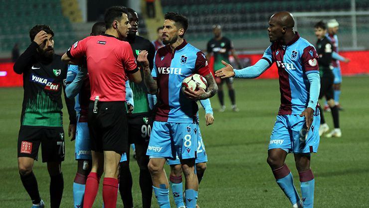 Nwakaeme, Fenerbahçe maçında yok!