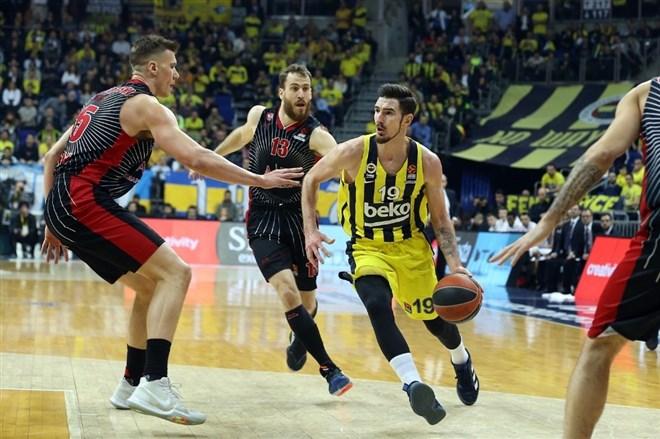 THY Euroleague'in 21. haftasında Türk takımlarından 2'de 2