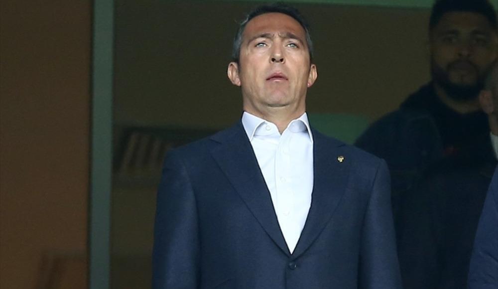 Ali Koç'un Trabzonspor galibiyeti yok!