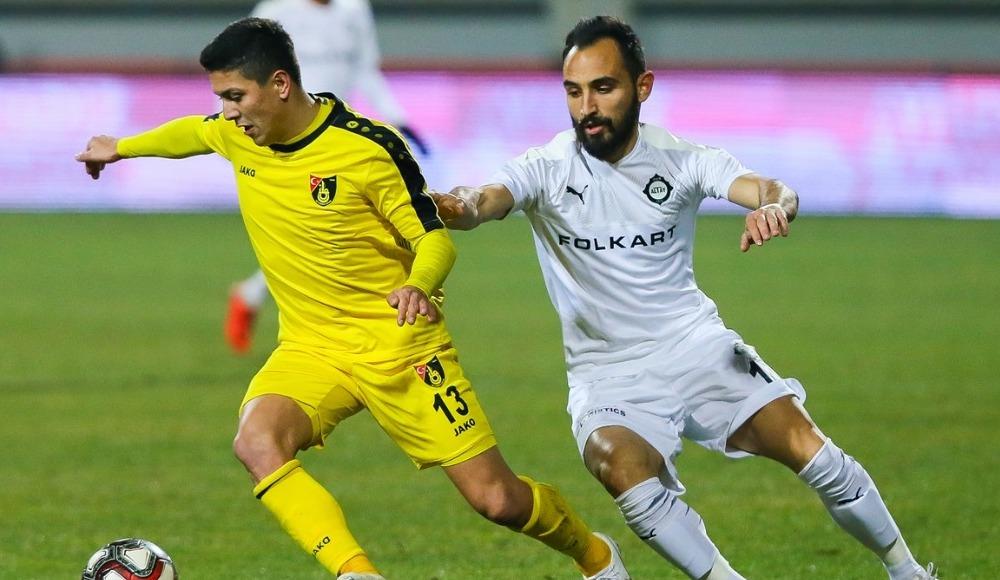 Altay, İstanbulspor'u tek golle mağlup etti!