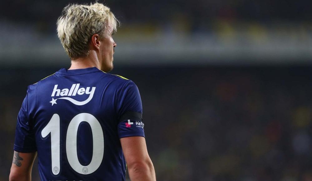 Kruse, Fenerbahçe'de bu sezon kaç gol attı?