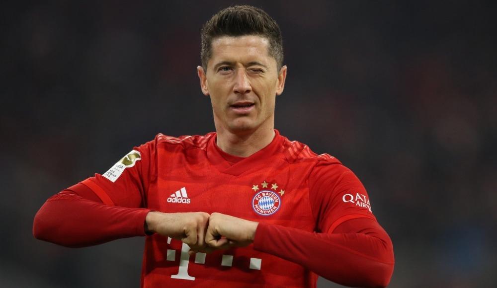 Bayern Münih Schalke'yi farklı geçti