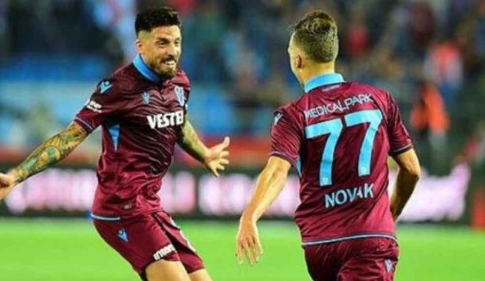 Trabzonspor'dan Novak ve Sosa hamlesi