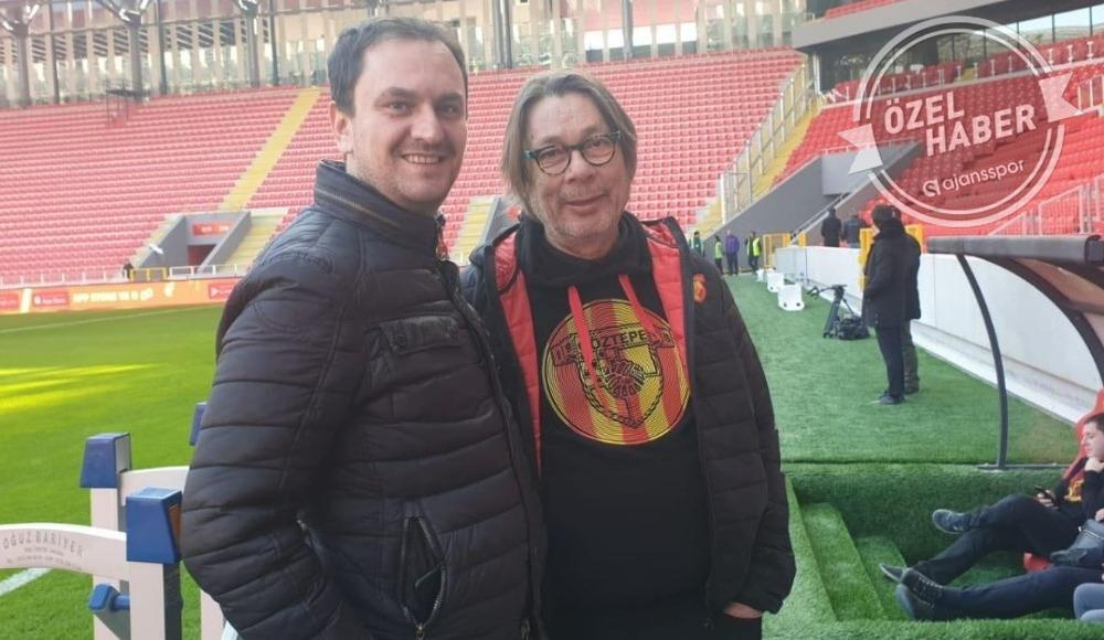 """Mehmet Sepil, Ajansspor'a konuştu: """"Hayallerimiz çok büyük"""""""