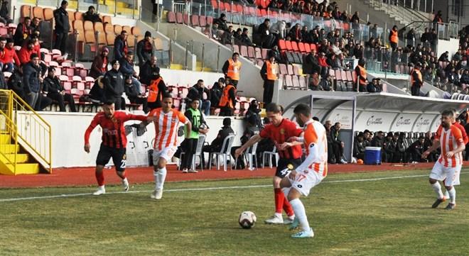 Bursaspor - Eskişehirspor (Canlı Skor)