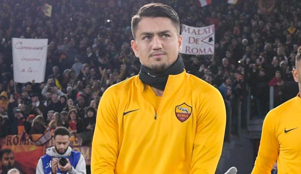 Roma'dan FFP ayarı! Cengiz Ünder...