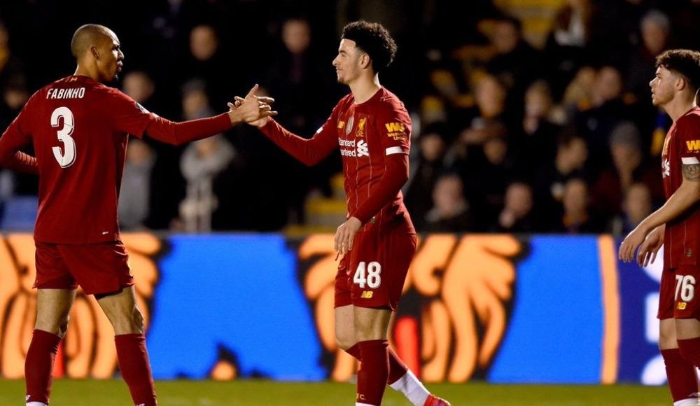 Liverpool turu Anfield'a bıraktı! 2-2