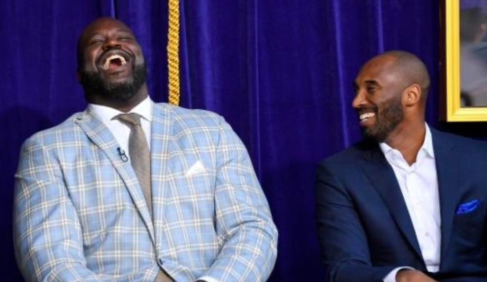 2000'lerin unutulmaz ikilisiydiler: Shaq & Kobe