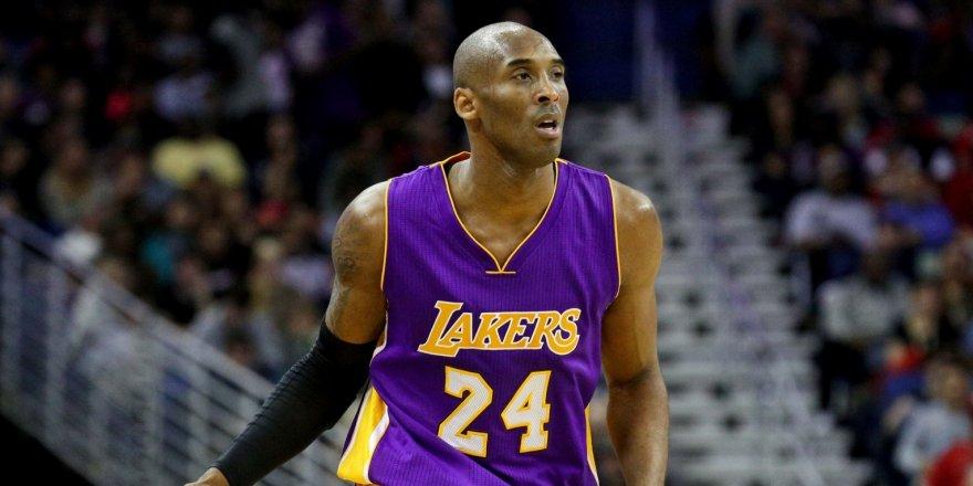 Kobe'den son maçında 60 sayı