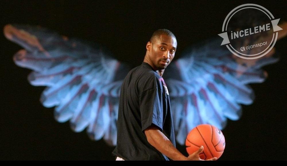 Bir NBA efsanesi Kobe Bryant