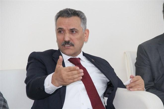 """Vali Kaymak: """"Samsunspor'a Batıpark'tan yer vereceğiz"""""""