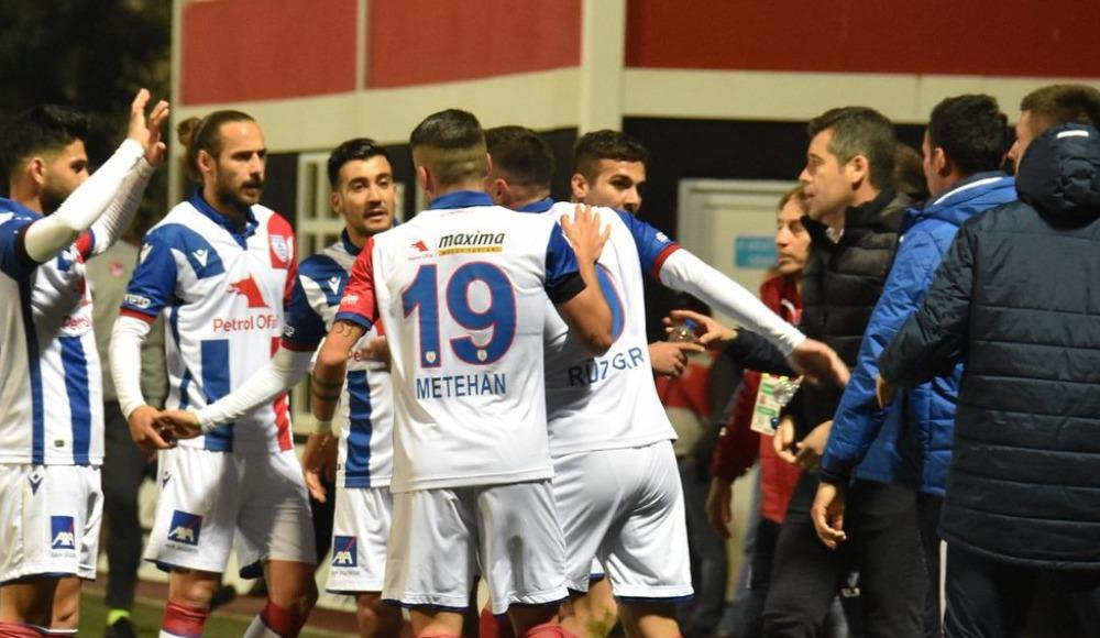 Tarihi maçta kazanan çıkmadı! 3-3
