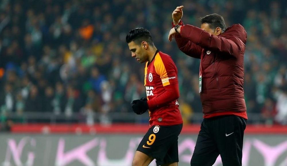 Galatasaray'a iki kötü haber! Kayserispor maçında...