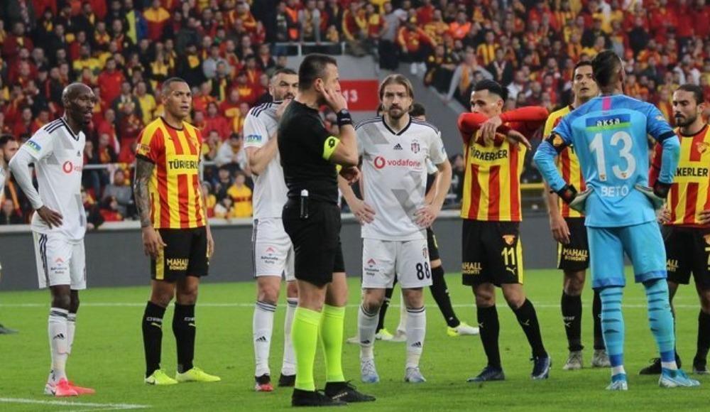 Beşiktaş'ın VAR talebine ret